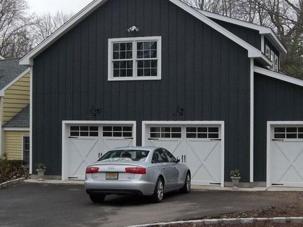 custom garage builders