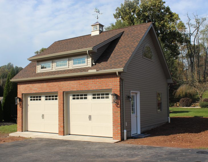 Custom Built Detached Garage