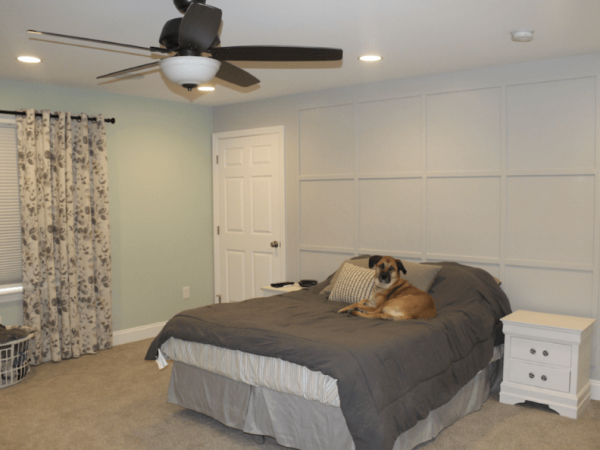 master bedroom in in law suite addition